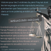 (Actualités Cabinet) : Condamnation de l'Association La Parole Libérée et de la société d'édition Temps Présent pour le livre