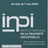 L'INPI, bientôt le guichet unique en janvier 2022: Arrêté du 7 mai 2021